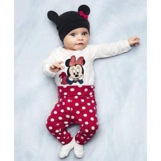 Baby Trikotsett med Lue - smartviking.no