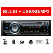 Bilradio Mp3 USB  50*4W