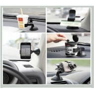Fleksibel bilholder iphone samsung