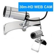 30MP HD webkamera