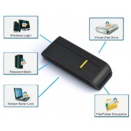 USB 2.0 fingeravtrykksleser for PC