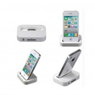 Ladestasjon for iPhone 4/4S/3G/3GS