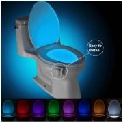 Toalett Led lys  med bevegelse sensor