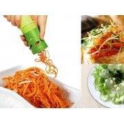Grønnsaker spiralkutter