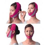 Ansiktsløftning bandasje