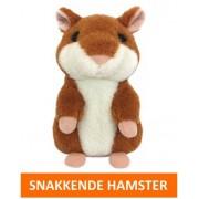 Snakkende hamster