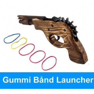 Gummi Bånd Launcher - smartviking.no