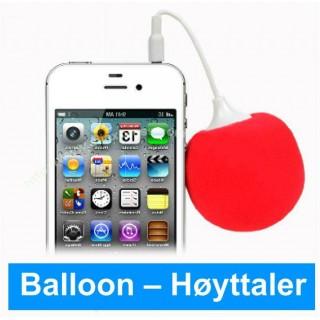 Balloon – Høyttaler iphone - smartviking.no