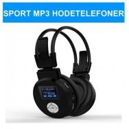 Sport Mp3 trådløs Hodetelefoner