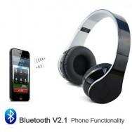 Trådløs Bluetooth stereo hodetelefoner