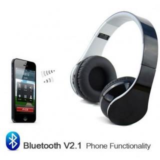 Trådløs Bluetooth stereo hodetelefoner - smartviking.no