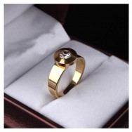 Ring 18K Gold Plated