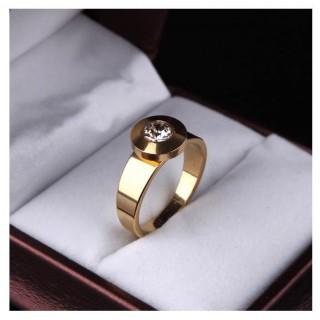 Ring 18K Gold Plated - smartviking.no
