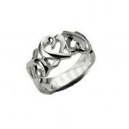 Ring i sølv 925