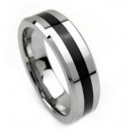 Titanium Ring i rustfritt stål