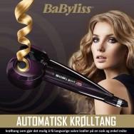 BaByliss automatisk Krølltang