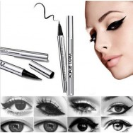 Vanntett flytende eyeliner pen (svart)