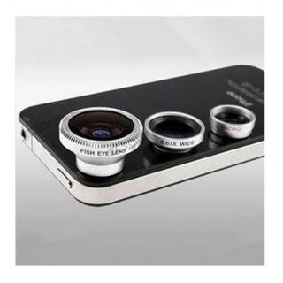 Fisheye - Vidvinkel – Macro Objektiv til iPhone 4/5s - smartviking.no