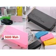 Portable nødlader — Powerbank 5600mAh