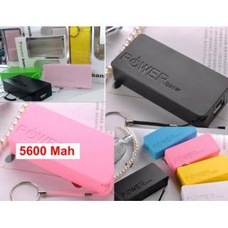 Portable nødlader — Powerbank 5600mAh - smartviking.no