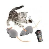 Fjernstyrte mus for katten