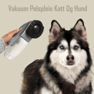 Vakuum Pet Pelspleie - smartviking.no